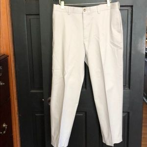 Savane khaki trousers